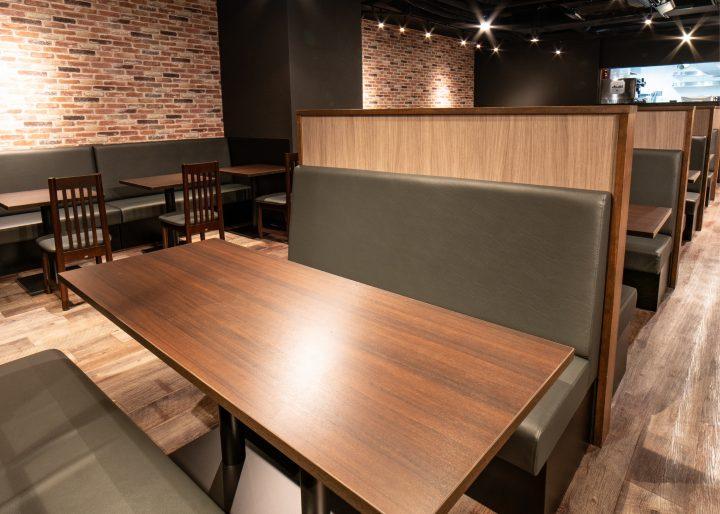 新横浜店内観画像3