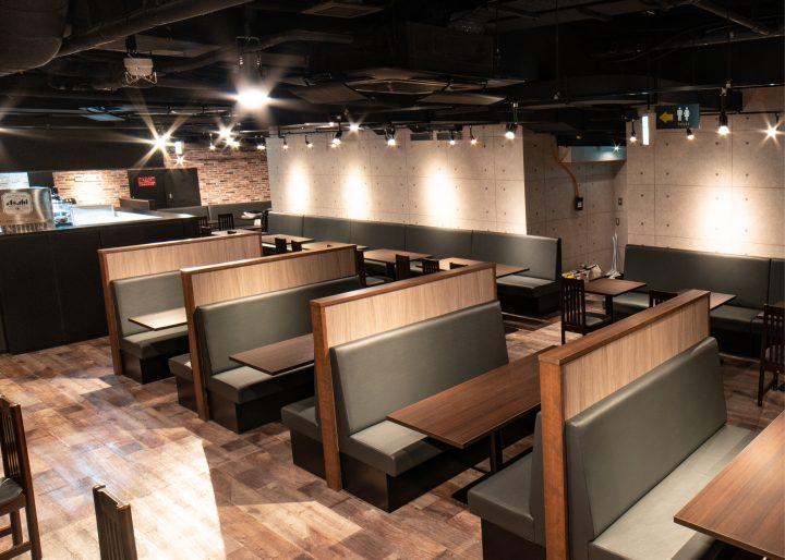 新横浜店内観画像1